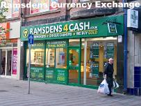 Currency Exchange Rates Near Me in Sheffield