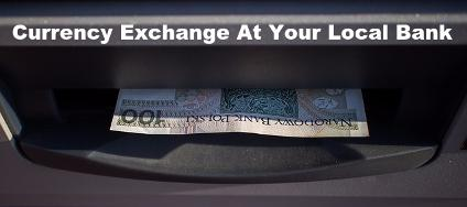 Currency Exchange Near Me Local Banks Sheffield