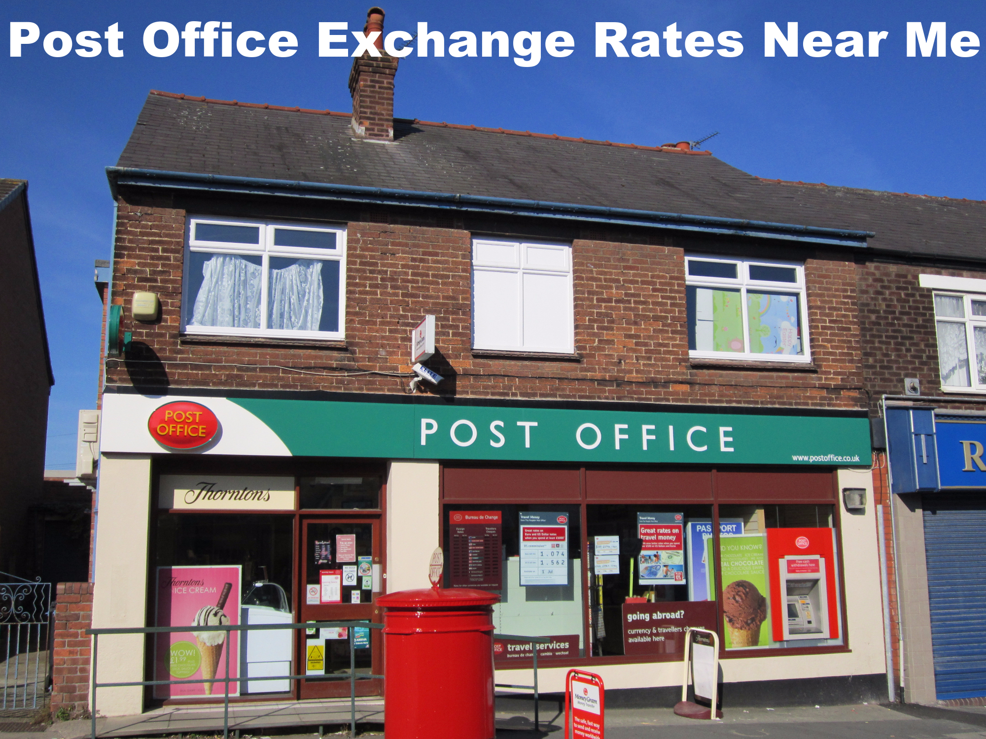 Currency Exchange Rates Neat Me Sheffield